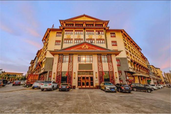登封·禅月华清池酒店