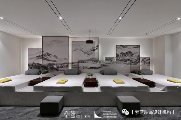 太原|泰梓养生馆——水疗沙发、洗浴家具
