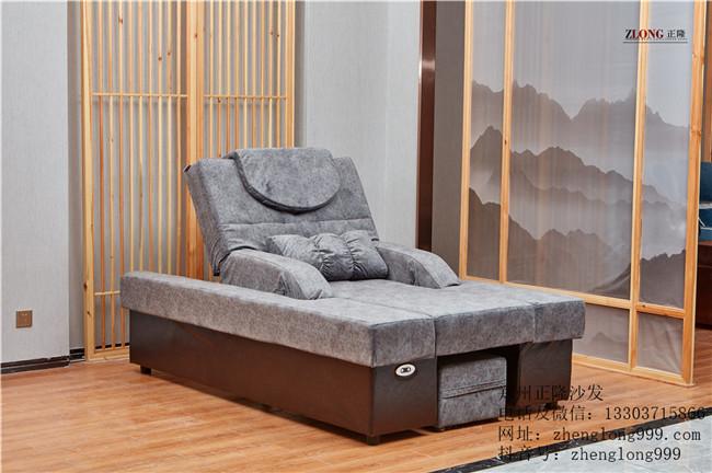 新款扶手床(软包)